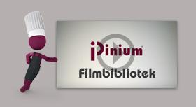 iPiniums filmbibliotek