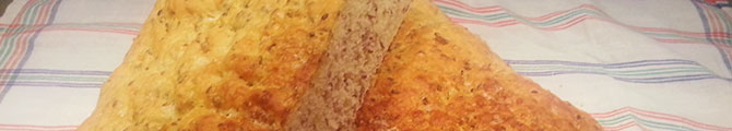 Baka bröd med iPinium - Recept på Ankis Gällivarebröd