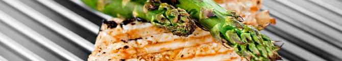 Recept på Grillad tonfisk med wasabi
