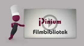 iPiniums professionella utbildningsfilm