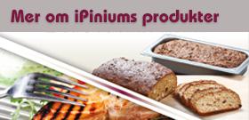 Mer om iPiniums produkter