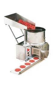 hamburgermaskin - färsformare